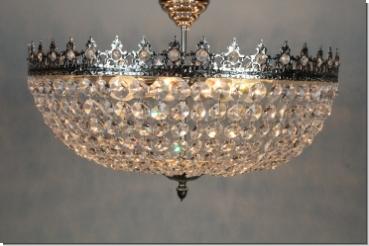 Kronleuchter Lampe ~ Moderner design kristall kronleuchter auch bekannt als plafonnier