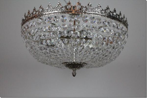 Moderne Design Lampen : Moderner design kristall kronleuchter auch bekannt als plafonnier