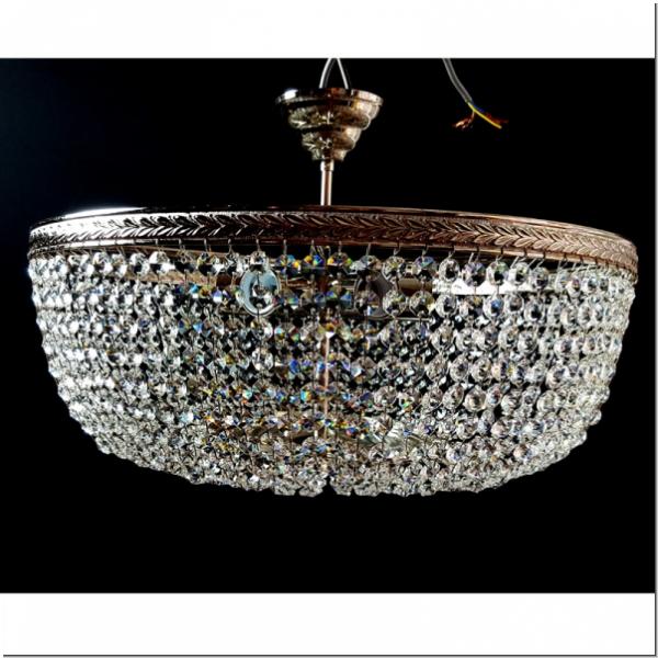 S005 001 Royalleuchten Plafoniere Deckenleuchter Moderne Kronleuchter  Kristallbehang