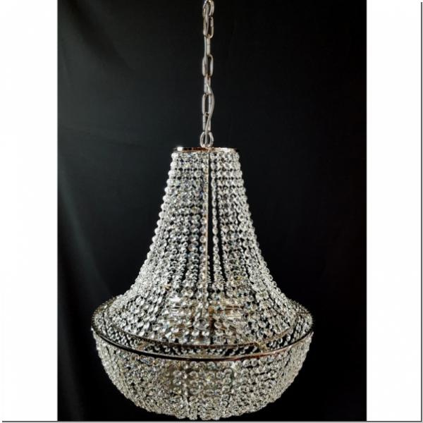 S006 001 Royalleuchten Deckenleuchter Moderne Hochwertiger Kristall  Kronleuchter
