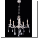 A1033 - Glamorous chandelier, Ceiling lamps, chandeliers with ornaments