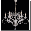 A1130 – Orient, Modern Chandeliers, Ceiling Chandelier - Color: Nikel
