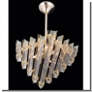 A1152 - Modern Design Crytal chandeliers - Gold/Chrome