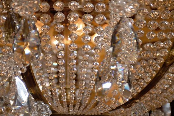 Kristall kronleuchter & lampen von antik bis modern bei ...